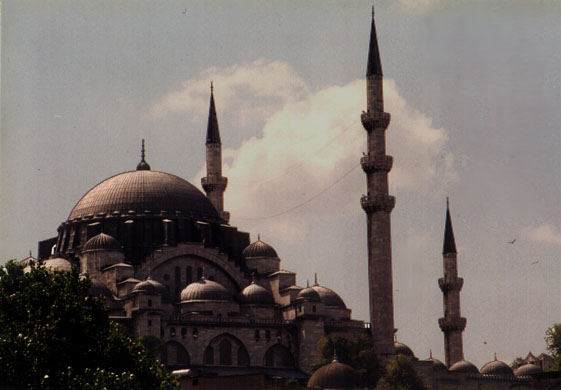 Anatolian Fortnight Looking For Sinan