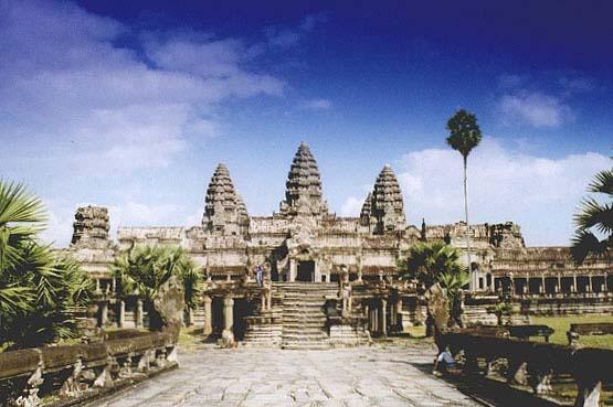 Blue Angkor