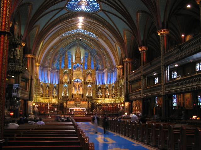 Sunday Mass at the Basilica
