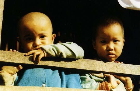 Palong Children